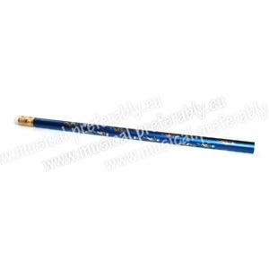 Ceruzka s husľovým kľúčom – modrá